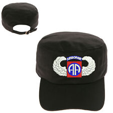 82ND AIRBORNE WING MILITARY CADET ARMY CAP HAT HUNTER CASTRO