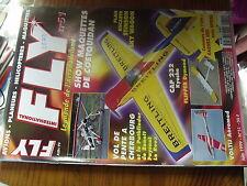 µ?. Revue Fly n°51 Plan encarté Stinson Sky Wagon / Cap 232 Schweizer 300 C