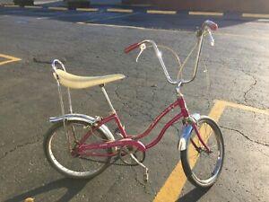 Schwinn Stingray Fair Lady RARE 3 Speed 1968 Vintage Bicycle Collector's