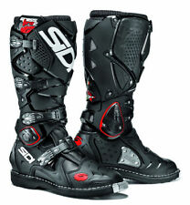 Sidi Men Microfibre Upper Motorcycle Boots