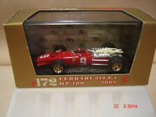 BRUMM  Ferrari 312 F.1 HP 400 1968 scale 1:43  in box