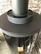 Luftbefeuchter Emailliert 160mm-Verdunster-Raumluftbefeuchter f. Kaminofen Ofen