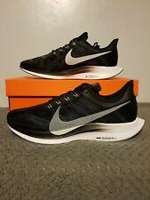 Nike Zoom Pegasus 35 Turbo - UK Size 8.5 - AJ4114 001 - Black/Grey