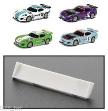 New Scalextric Spare Part Rear Wing Spoiler W10200 For GT Power Pro Racing Cars