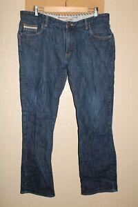 """VANS V66 Mens 36""""W 30""""L blue Jeans/Pants Combine ship Discount"""