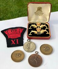 More details for 1940's royal navy medals naval college dartmouth inc submarine officers badges