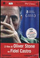 EBOND Comandante Looking for Fidel  DVD + LIBRO D570930