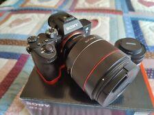 Sony Alpha 7R III 42.4 MP Digital Camera - 2 lens ket.