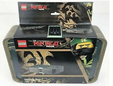 LEGO Sorting Box Transparent Black (Ninjago Movie) 4084 Keep MiniFigures Safe