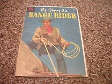 The Flying A's Range Rider # 16 ( 1957) Dell Comics