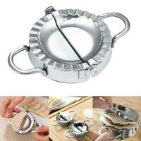 1Pcs Ravioli Dough Pastry Tool Cutter Pie Stainless Steel Dumpling Maker Mould