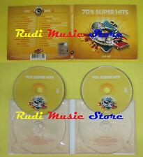CD 70'S SUPERHITS compilation 2008 STEPHEN BISHOP SHOCKING BLUE (C4) no mc lp