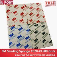 3M Softback Sanding Sponge - Practical grinding and polishing sets 320—1500Grits