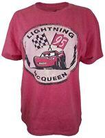 Disney Parks Cars Lighting McQueen 95 Short Sleeve T-Shirt | M (40)