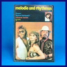 DDR | Melodie und Rhythmus 11/1983 | Barbra Streisand John Mayall P. Rutherford