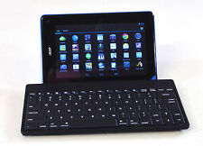 VERSUS SLIMLINE MINI BLUETOOTH KEYBOARD iPAD NEXUS TABLET PHONE LAPTOP COMPUTER