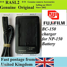 Genuine originale Fujifilm Charger bc-150 np-150 FinePix s5 PRO s8 IS Pro