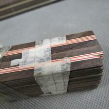 50Strip Luthier Figured Binding C-26,Measures 6mm x 1.5mm thick and 810mm long