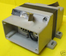 Topaz Ultra-Isolation Transformer 91091-11 Cap .005 125 VA 120/240 V Square D