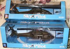NEWRAY SIKORSKY UH-60 BLACK HAWK DIE CAST 1-60 SCALE Boys and Girls 8+