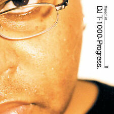 DJ T-1000.Progress - CD