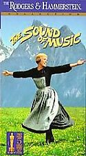 The Sound of Music (VHS, 1991, 2-Tape Set)