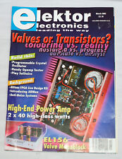 Elektor Electronics Magazine - Audio Special - March 05 - Collectable issue