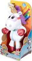 GO JETTERS * TALKING UBERCORN * Fisher Price Plush Character Toy * NEW