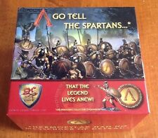 Conte AG024 Ancient War Greece Spartans vs Persian Immortals Advancing w/ Spear