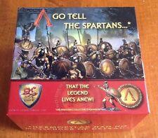 Conte AG024 Ancient War Greece Spartans vs Persian Immortals Advancing w/ Spear