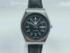 Vintage  Seiko  Automatic Movement Day Date Analog Dial Wrist Watch  N106