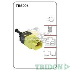 TRIDON STOP LIGHT SWITCH FOR Holden Viva 10/05-05/09 1.8L(X18XE, F18DE)TBS097