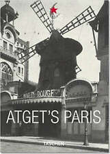 Eugene Atget's Paris (Icons Series), Good Condition Book, Krase, Andreas, ISBN 9