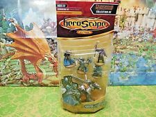 Heroscape Heroes of Khorvaire NIB from Wave 12/D2 Warrior of Eberron
