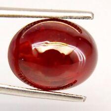 TOP BIG SPESSARTINE : 12,86 Ct Natürlicher Rot Spessartin aus Namibia