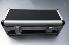 Hard Shell Anvil Style Metal Microphone Case