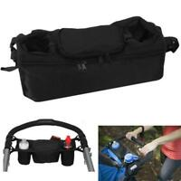 Baby Stroller Carriage Pram Buggy Cart Bottle Bags Cup Bag Organizers Holder FW