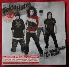 Tokio Hotel, an deiner seite (ich bin da) , CD single 5 titres