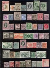 World classic old stamps 100 different collection lot