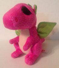 "TY Beanie Boos "" Darla "" The Dragon Plush Stuffed Toy Kid Gift Cute Collectable"