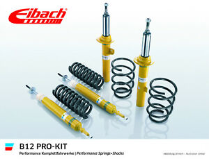 Eibach Bilstein Fahrwerk B12 Pro-Kit für AUDI TT (8J3/8J9) E90-15-009-05-22