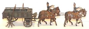 MB11 Britains pre WW2 Supply Corps wagon to restore