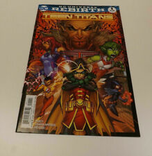 Teen Titans #1 Regular Cover Jonboy Meyers