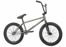 "2019 SUNDAY COMPLETE FORECASTER 20.75 RAW ALEC SIEMON BMX BIKE 20.75"" S&M FIT"