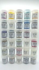 WOW! Embossing Powder Size 15ml PICK YOUR COLOR- Buy More And Save