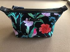 Kate Spade Gia Cosmetic Bag Gardner Street Greenhouse Cream Multi WLRU4881 NWT