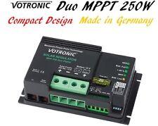 Votronic Duo MPP MPPT Solar Regulator Charge Controller LiFePo4 Lithium Lead