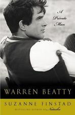 WARREN BEATTY  by Suzanne Finstad (2005, Hardcover)