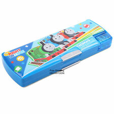 2015 THOMAS & FREINDS PLASTIC MUTLI BUTTON MAGIC PENCIL CASE (S SIZE) 150825