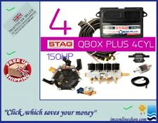 4 CYLINDER LPG CNG CONVERSION KIT: AC STAG QBOX PLUS V2